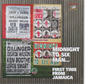 Various - Midnight To Six Man: First Time From Jamaica (Kingston Sounds) LP